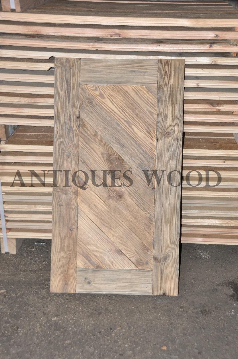 panneaux 2 plis en vieux bois. Black Bedroom Furniture Sets. Home Design Ideas