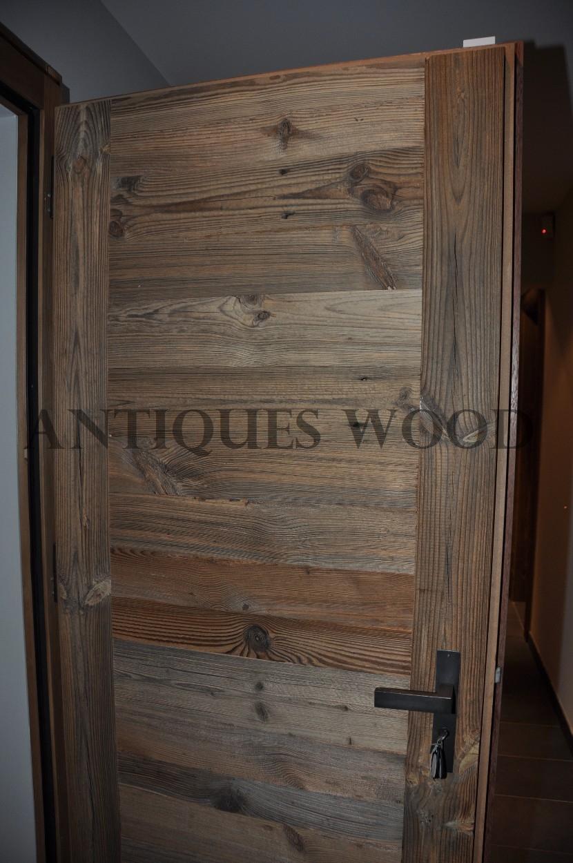 Portes en vieux bois ~ Vieille Porte En Bois A Vendre